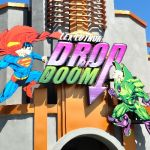 Six Flags Magic Mountain - Lex Luthor Drop of Doom - 006